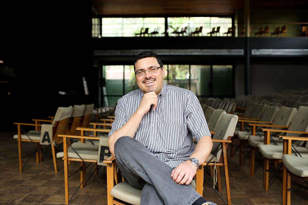 Marco Bernardo no Espaço Tom Jobim, Rio de Janeiro