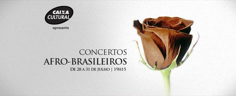 Concertos Afro-Brasileiros com Marco Bernardo