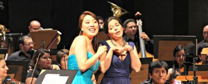 Sumi Hwang e Jodie Devos