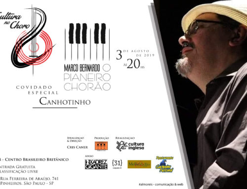 Show de Lançamento do CD O Pianeiro Chorão