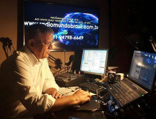Marco Bernardo no Dia a Dia com Eron Pinheiro
